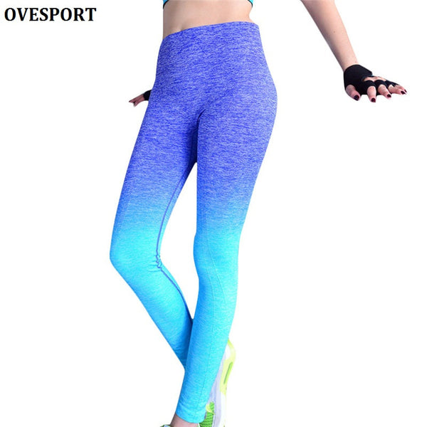 Women's Fitness Leggings High Elastic