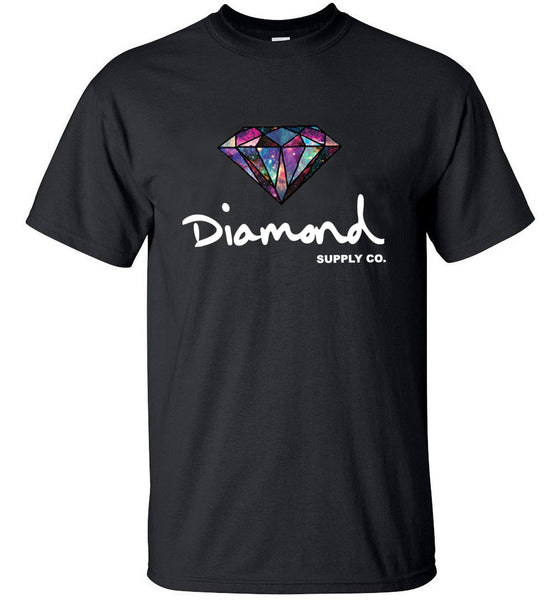Diamond Supply Co o-neck t-shirts
