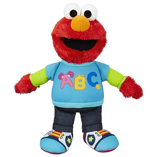 Playskool Sesame Street Talking ABC Elmo Figure