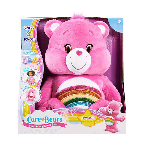 Care Bear Sing-a-long Bear - Cheer Bear