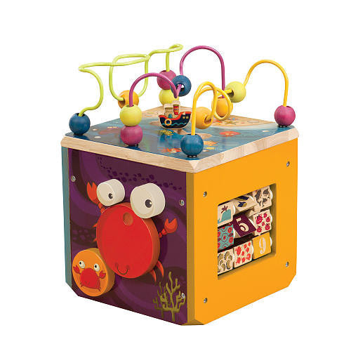 Battat B. Mini Zany Zoo Activity Toy