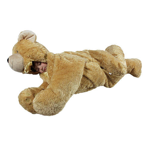 SnooZzoo Brown Bear Sleeping Bag - Large