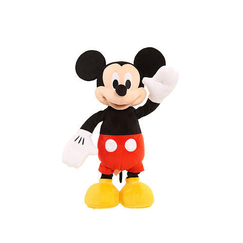 Disney Mickey Mouse Clubhouse Hot Diggity Dancing Mickey Plush