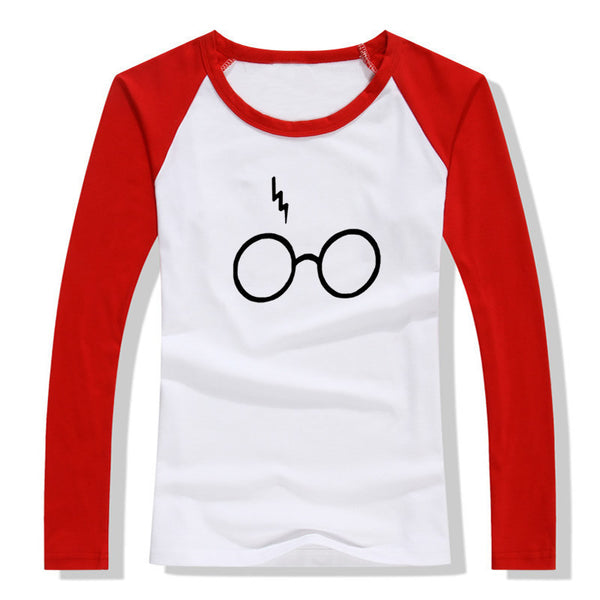 Harry Potter Eye Printed T-Shirt