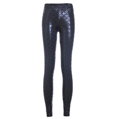 Scale Leggings 12 color S-XL