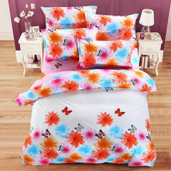 Reactive Printing bedding set