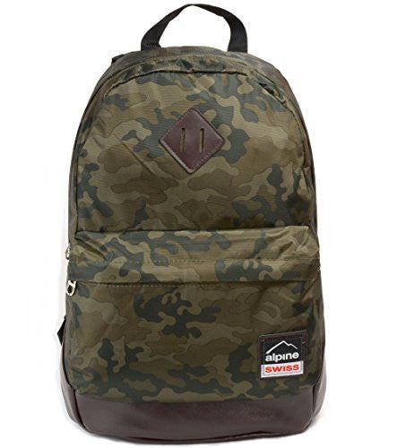 Midterm Backpack School Bag Bookbag