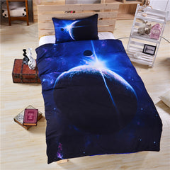 Hipster Galaxy Bedding Set