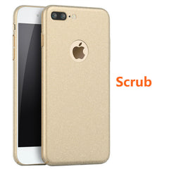 Ultra Thin Back Hard Armor Phone Case
