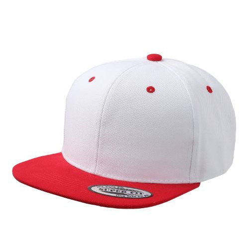 ... Blank Adjustable Flat Bill Plain Snapback Hats Caps (All Colors) ... 9226faaacc1