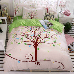 Owl Love bedding set