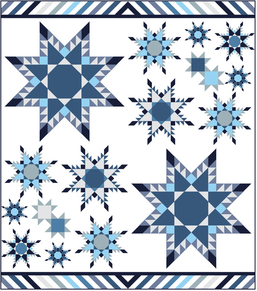 Snowflake Sampler - PDF only