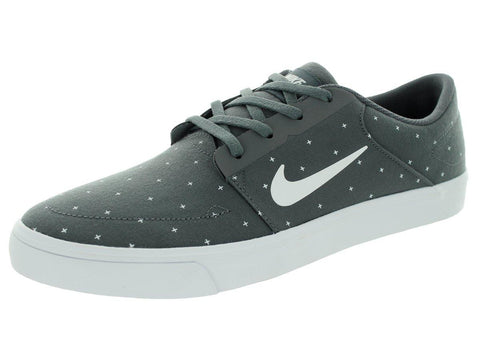 Nike Men's SB Portmore Cnvs Premium Skate Shoes