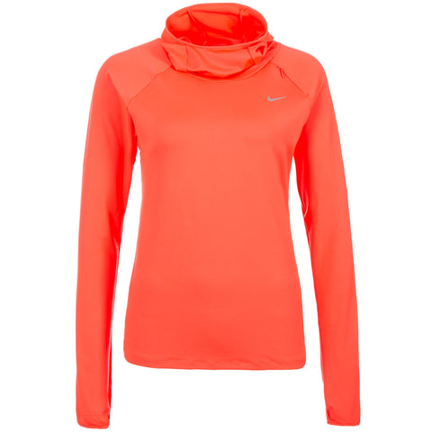 Women's Nike Lightweight Athletic Dri-Fit Top Hoodie