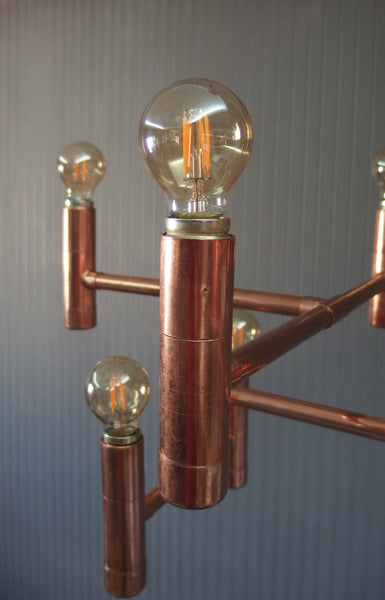 Primus - steampunk chandelier Switchrange