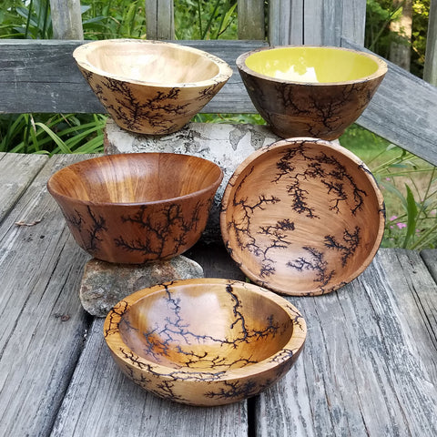 Small wood bowls—Contact for selection