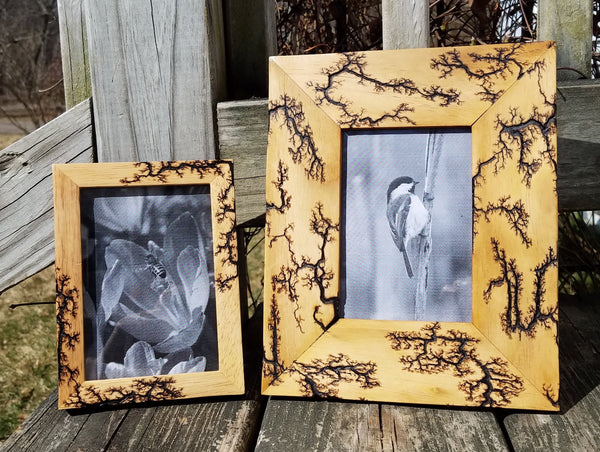 Wood photo frames—Contact for selection