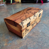 "6"" red cedar trinket box"