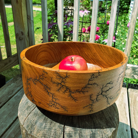 "10"" straight-sided bowl"