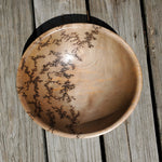 "10.5"" farmhouse maple bowl"