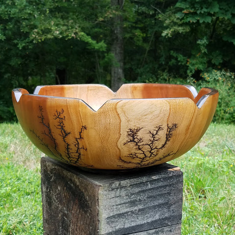 Large wood bowls—Contact for selection