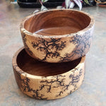"6"" Straight-sided, two-tone bowl"