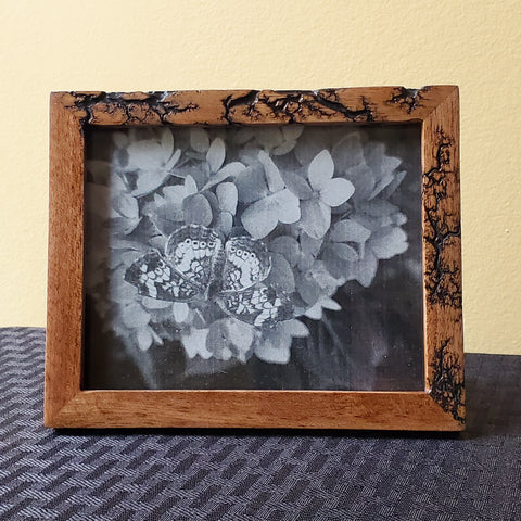 "4""x5"" wood photo frame"