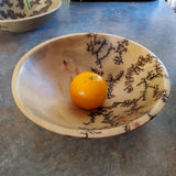 "9.75"" farmhouse sap-maple bowl"