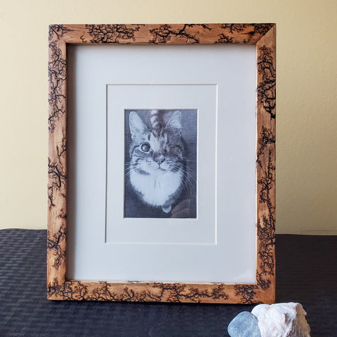 "8""x10"" wood photo frame"
