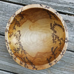 Medium wood bowls—Contact for selection