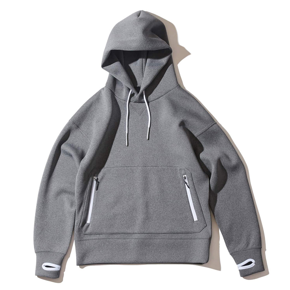 DELTA HOODIES - GRAY