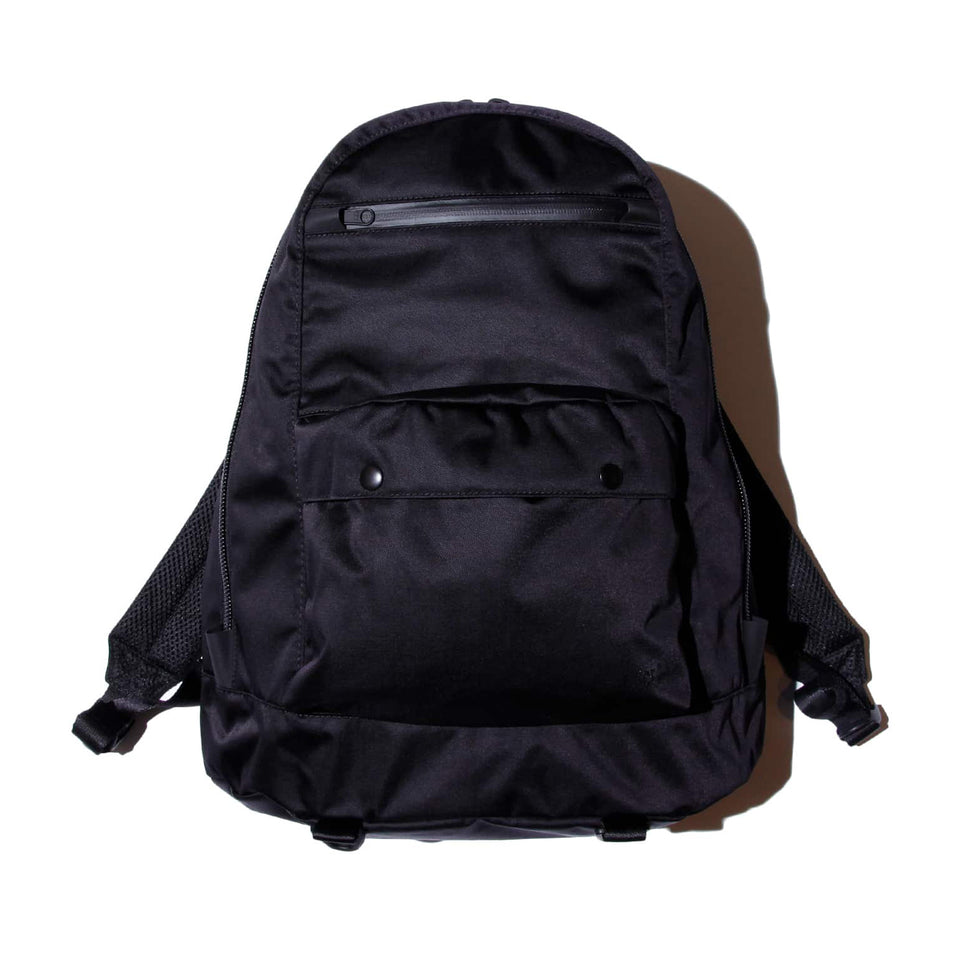 CORDURA SATIN DAY PACK - BLACK