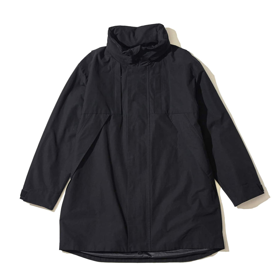 M65 60/40 WEATHER PROOF JACKET - BLACK