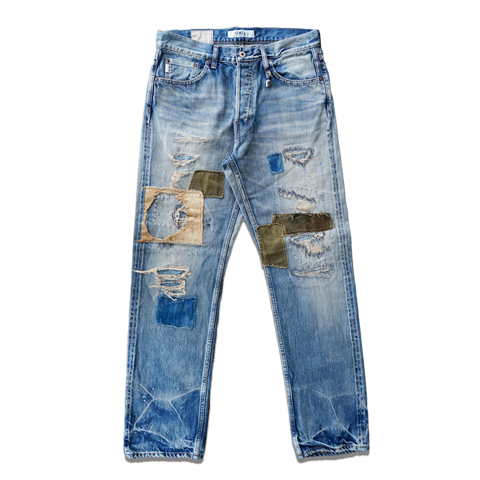 FDMTL - CLASSIC STRAIGHT DENIM CS78 at Mannahatta NYC