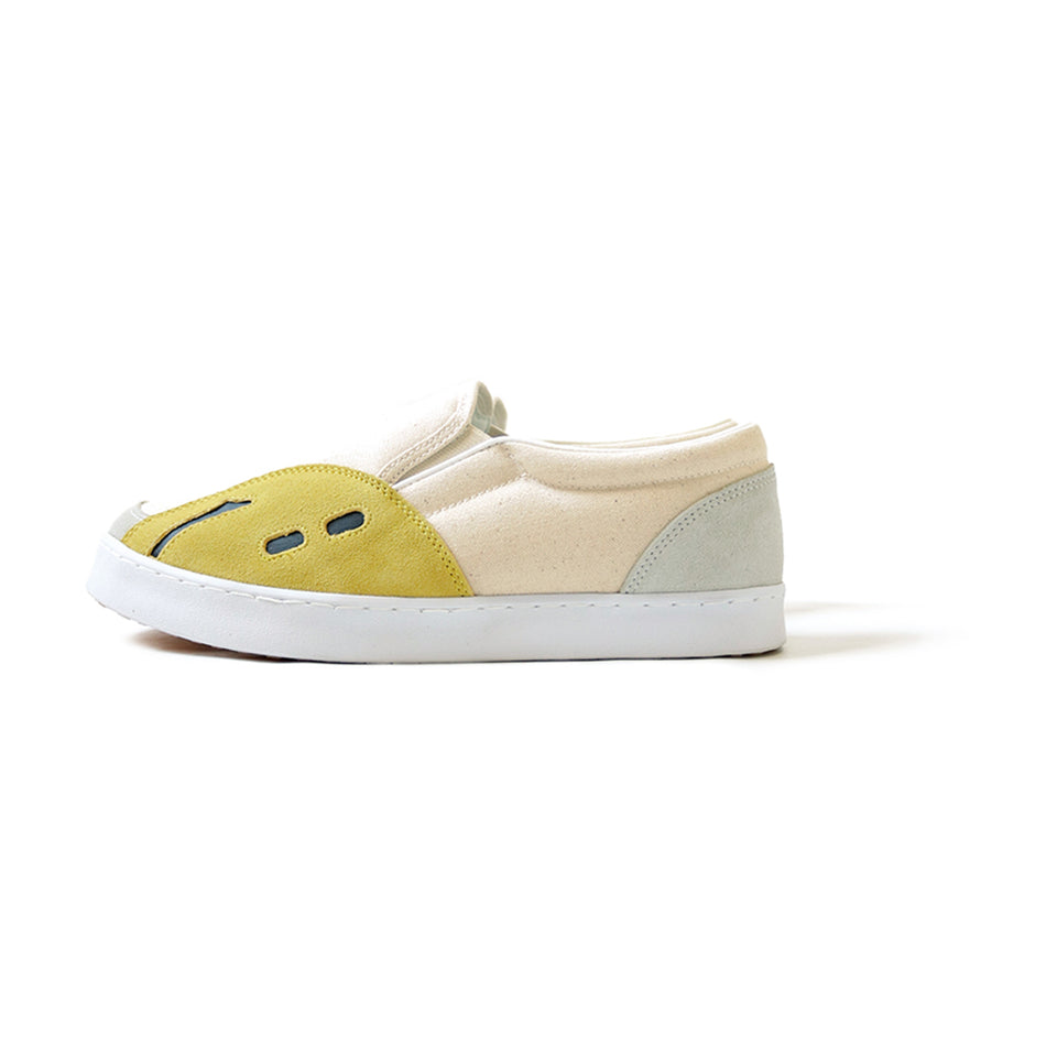RAIN SMILE SLIP-ON - NATURAL