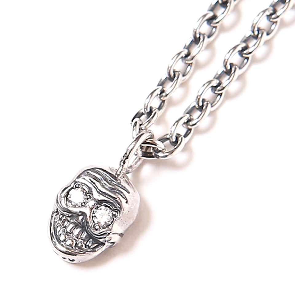 MAGICAL DESIGN - PIP PENDANT - SILVER/CLEAR