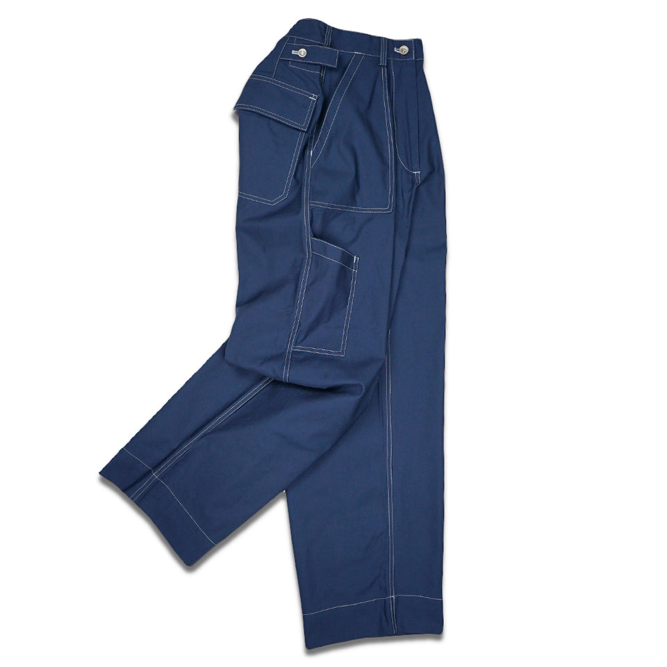 Marine Pants - Navy