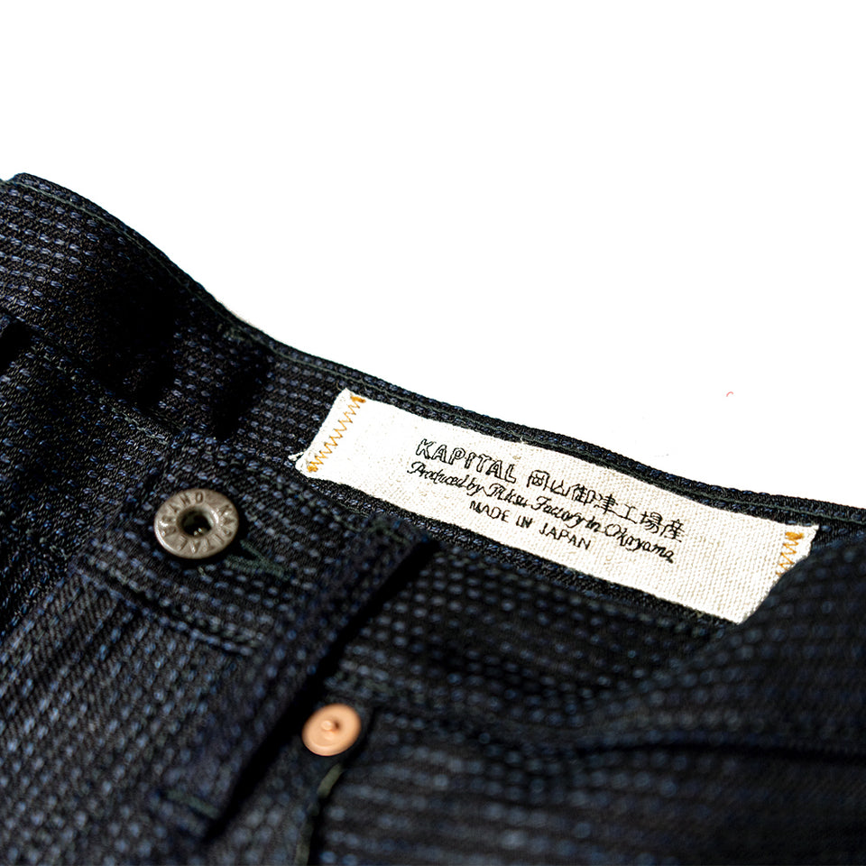 CENTURY DENIM 5P MONKEY CISCO - No.1.2.3.
