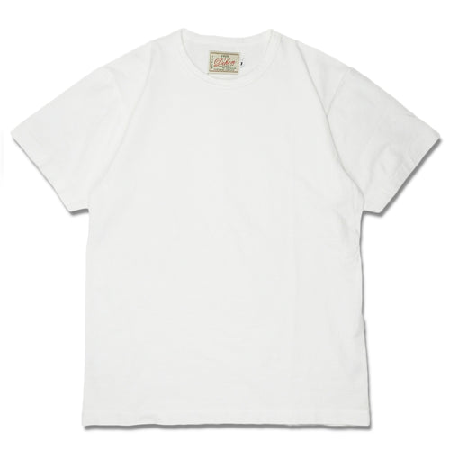 DEHEN 1920 - HEAVY DUTY POCKET TEE - WHITE