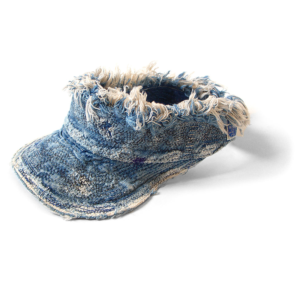 11.5oz DENIM VISOR (CRASH REMAKE) - PRO