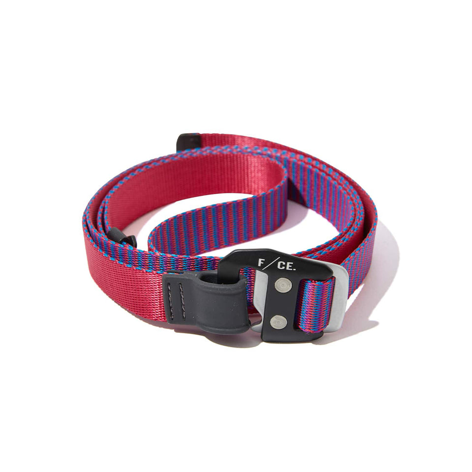 QUICK-RELEASE HOOK LONG BELT - PINK