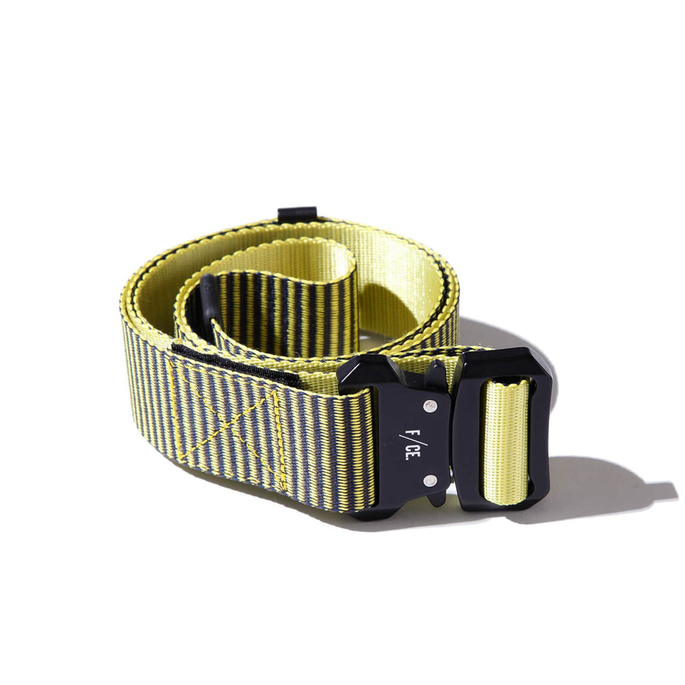 F/CE® - COBRA UTILITY BELT - YELLOW at Mannahatta NYC