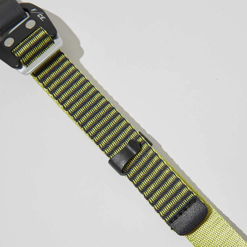 LONG GAIT HOOK BELT - YELLOW