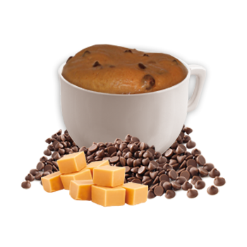 Chocolately Caramel Flavored Mug Cake