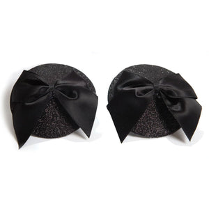 Burlesque Pasties - Bow - Couples Playthings