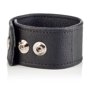 COLT Leather C/B Strap - Double Wide - Couples Playthings