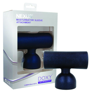 Doxy Number 3 Penis Masturbator Sleeve Attachment - Couples Playthings