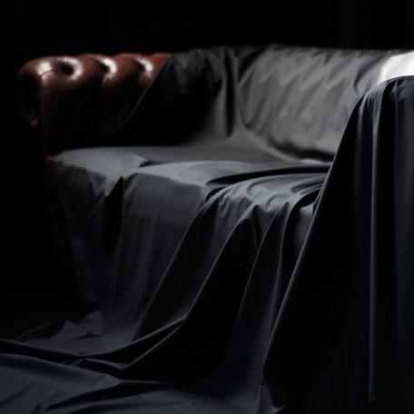 Funsheet Plus - Black Flat Sheet - Couples Playthings
