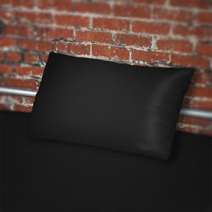 Funsheet Plus Black Pillowcase - Couples Playthings