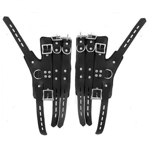 Heavy Duty Suspension Cuff Kit with Steel Bar - Couples Playthings